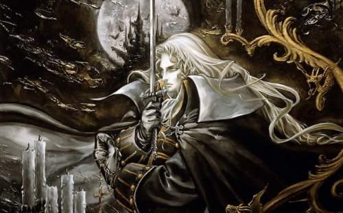 恶魔城苍月的十字架 汉化版下载