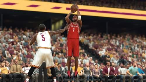 NBA2K17 涓���GOD��涓�杞�