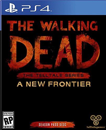 [PS4]行尸走肉新的边境美版预约 The Walking Dead游戏预约