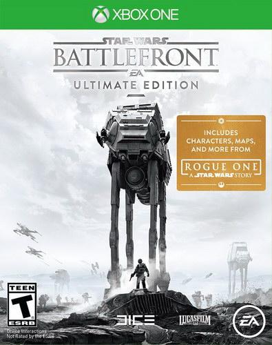 星球大战战争前线终极版 美版下载预约