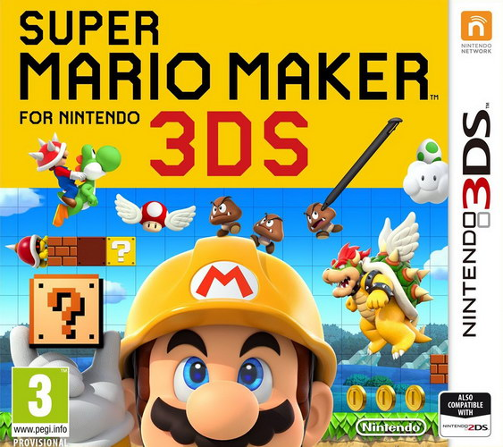 超级马里奥制造3ds欧版下载