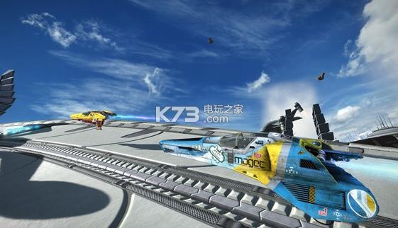 反重力赛车欧米茄合集 中文版下载 截图