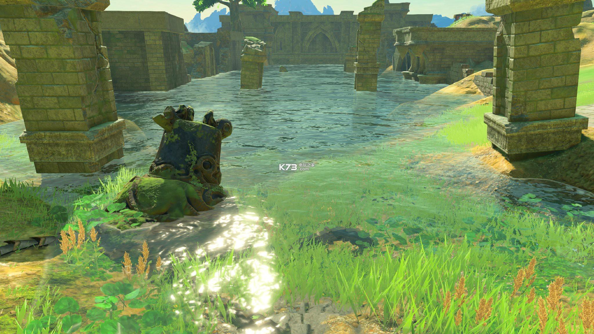 塞爾達傳說荒野之息switch 中文版下載 截圖