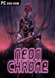 朋克大暴走硬盘版下载 Neon Chrome汉化版下载