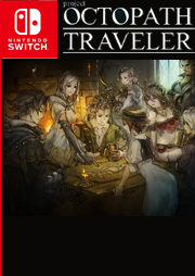 project OCTOPATH TRAVELER 中文版下载