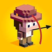 模拟方块弓箭手 v1.0 ios下载