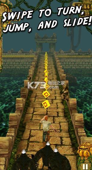 神庙逃亡点评 多样的游戏场景 精致的游戏画面 多个游戏角色选择