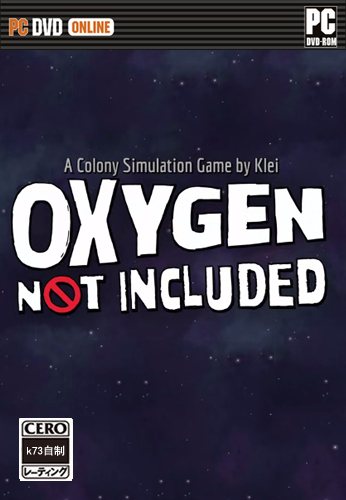 缺氧Oxygen Not Included 联机补丁下载