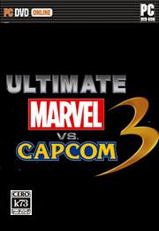 终极漫画英雄vs卡普空3 免安装未加密版下载