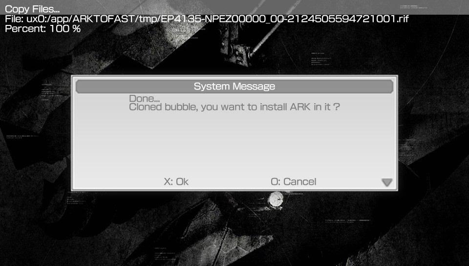 psv用ark fast 下载