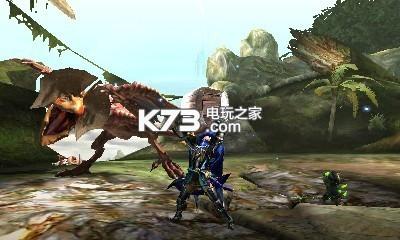 怪物猎人xx 中文体验版下载 截图