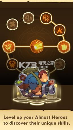 almost a hero v1.6.2 手游下载 截图