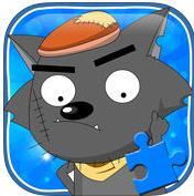 灰太狼抓羊拼图手机版下载v1.0