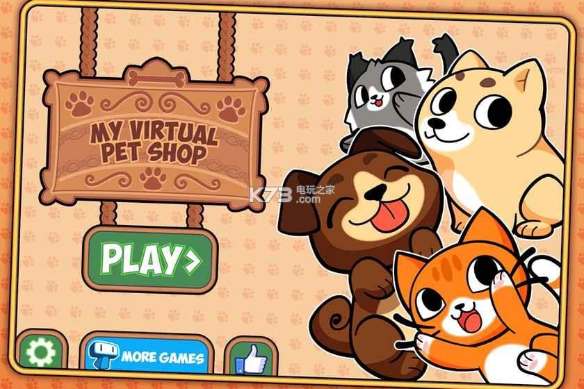 游戏介绍: 《我的宠物店》在游戏中你将成为一名出色的店长,可爱的