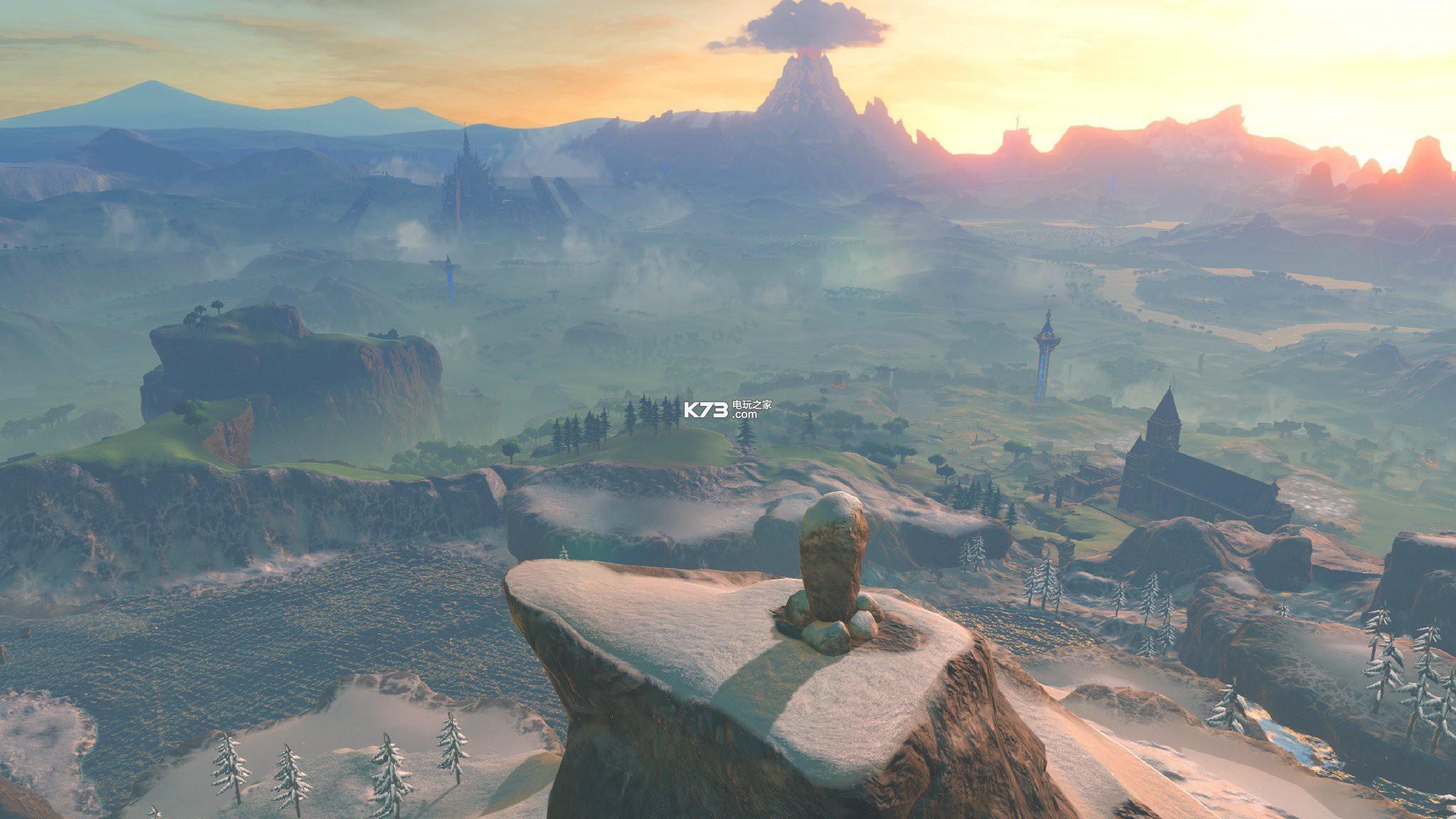 塞尔达传说荒野之息 模拟器版 截图