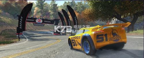 汽车总动员3驶向胜利 美版下载 截图
