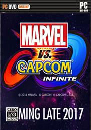 终极漫画英雄vs卡普空无限 免安装未加密版下载
