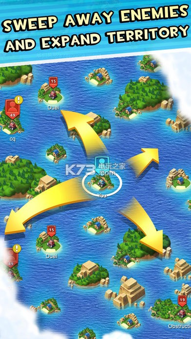 海岛战争战争时刻 v1.0 下载 截图