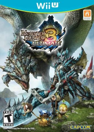 怪物猎人3G高清版 汉化硬盘版下载
