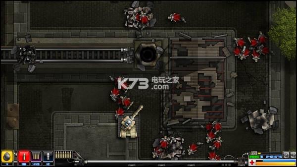 坦克闪电战 免安装未加密版下载 截图