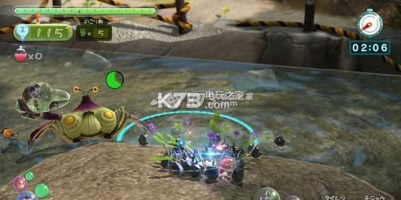 皮克敏3 汉化中文版下载 截图