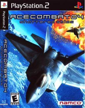 皇牌空战4破碎的天空 pc版下载