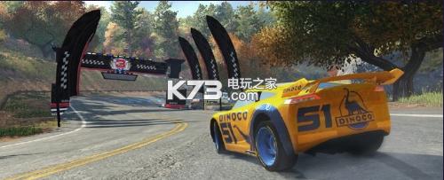 汽车总动员3驶向胜利 汉化版预约 截图