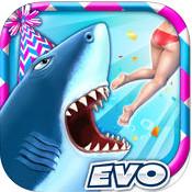 饥饿鲨进化 v8.2.0 鲨鱼派对版本下载