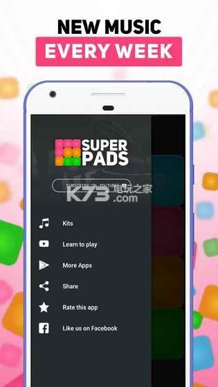 super pads谱子下载v2.4.5 superpads的faded谱子下载 k73电玩之家