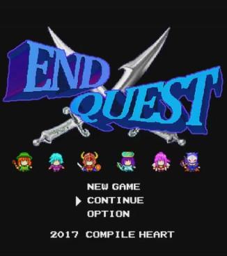 最后的任务end quest