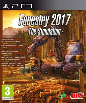 模拟林业2017 日版下载