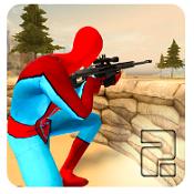 蜘蛛vs黑帮狙击手射击无敌版下载v1.1.3