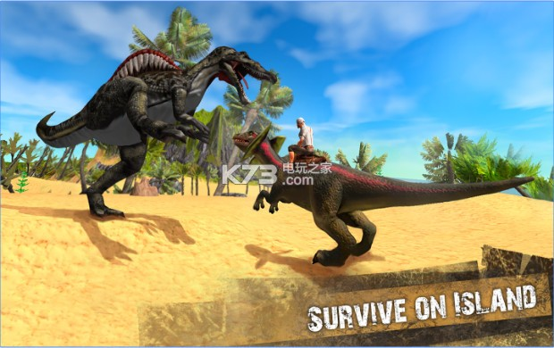 方舟世界恐龙岛生存 全技能解锁版下载