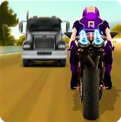 高速摩托车追逐游戏下载