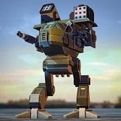 卡通机器人世界破解版下载v1.1.1