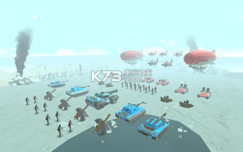 军队战斗模拟器 v1.0.11 无限金币破解版下载 截图
