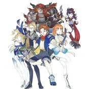 最终幻想传说2时空水晶 v1.0 游戏预约