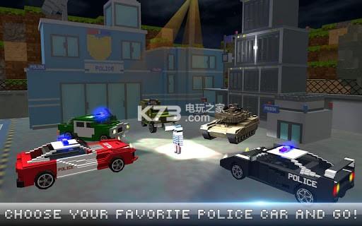 方块先生的城市警察世界 v1.4 下载 截图