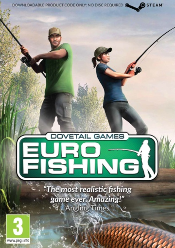 欧洲钓鱼模拟 完美汉化补丁下载