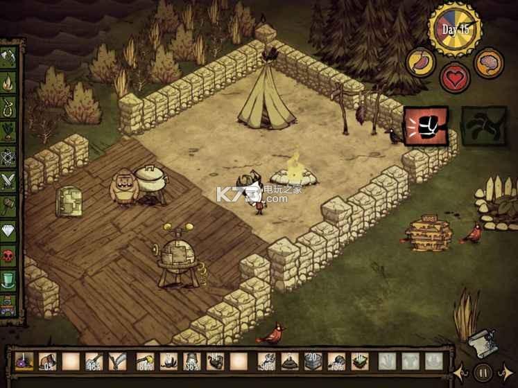 饥荒村落 v1.5 游戏下载 截图