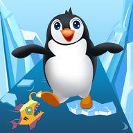 南极企鹅雪地大冒险游戏下载v1.0
