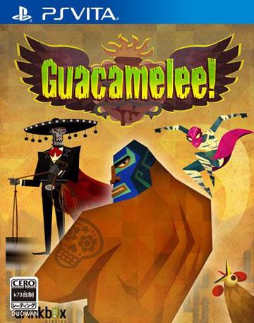 墨西哥英雄大混战 v1.04 金手指psv版下载