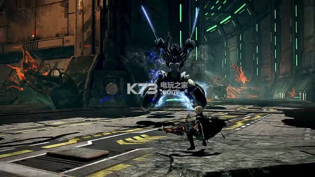 噬神者3 汉化硬盘版预约 截图