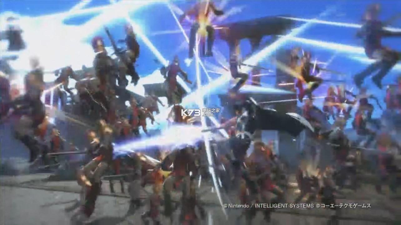 火焰纹章无双 v1.1.0 升级补丁下载【日版】 截图