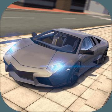 极端的汽车驾驶模拟器