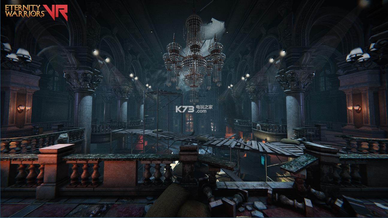 永恒战士VR 中文版下载 截图
