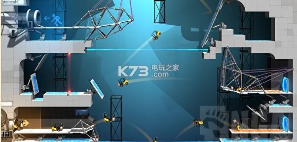 桥梁构造者传送门 中文硬盘版下载 截图
