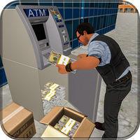 城市银行现金卡车司机游戏下载