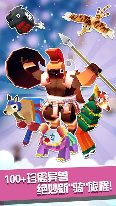 3d的游戏画面 丰富的游戏玩法 饲养多样的动物 疯狂动物园1.