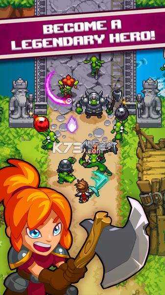 冲刺英雄 v1.1.2 中文版游戏下载 截图